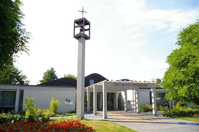 foto van de ontmoetingskerk
